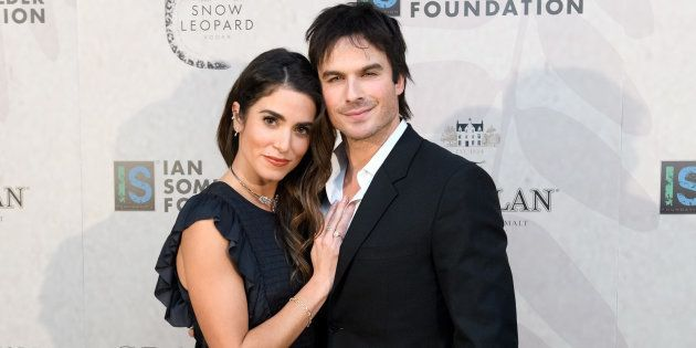 ian somerhalder rencontre obama site de rencontre - de 18 ans